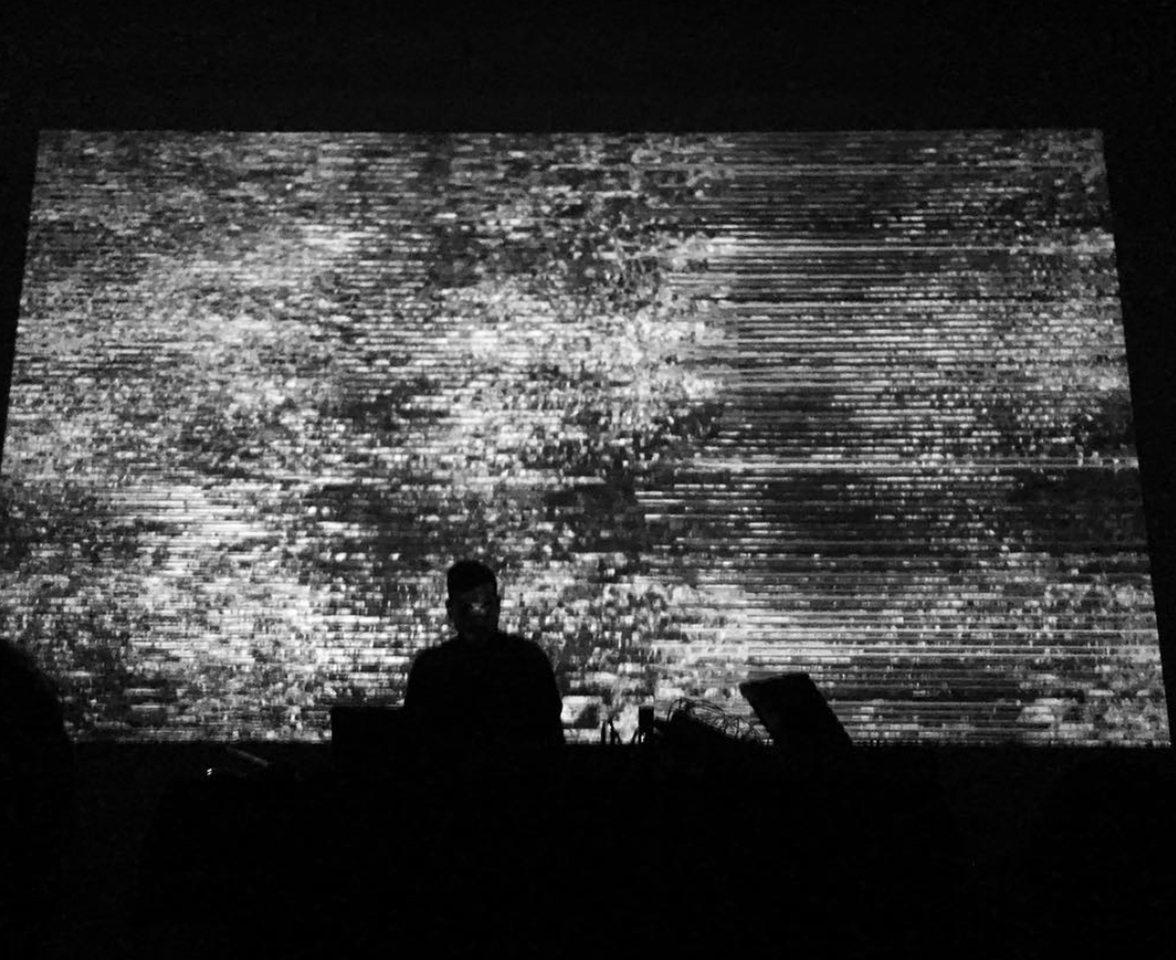 Pandelis Diamantides Go Back to Hiding in the Shadows – Audiovisual Performance